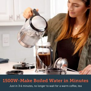 Use an Electric Kettle